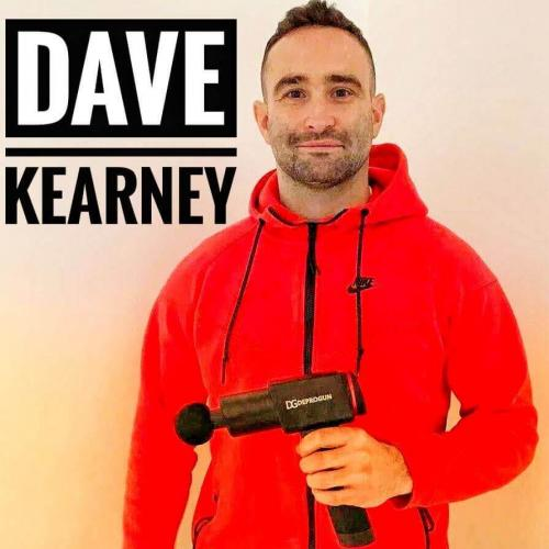 Dave Kearney Leinster Rugby