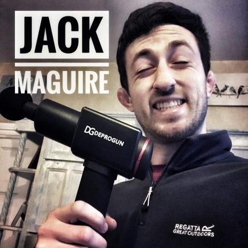 Jack Maguire - Deprogun Sponsor MMA Fighter Cork.