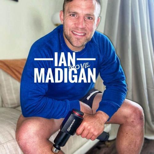 Ian Madigan Ulster Rugby